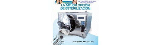 AUTOCLAVES DIGITALES