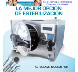 AUTOCLAVE DIGITAL 13 LTRS